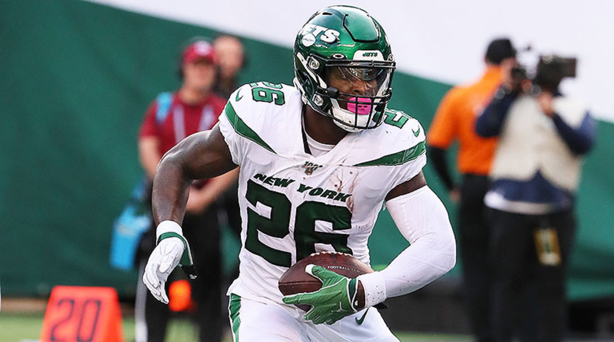 Le'Veon Bell: 5 Potential Destinations for the Free-Agent Running Back