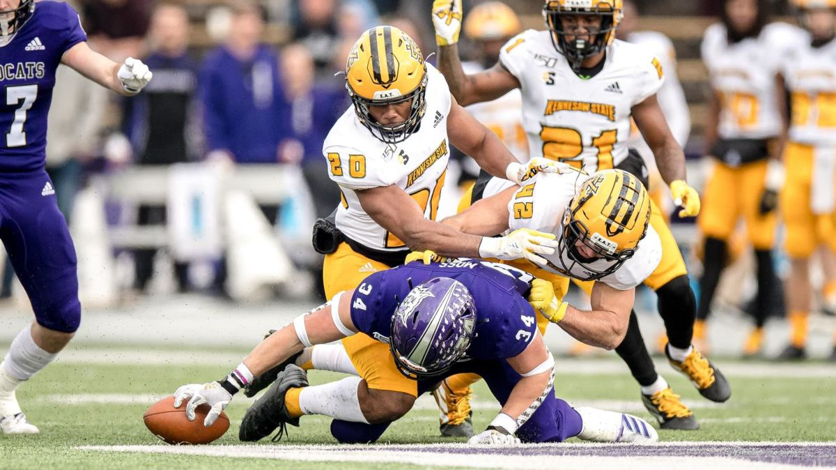 FCS Football: Projected FCS Playoff Qualifiers in 2020