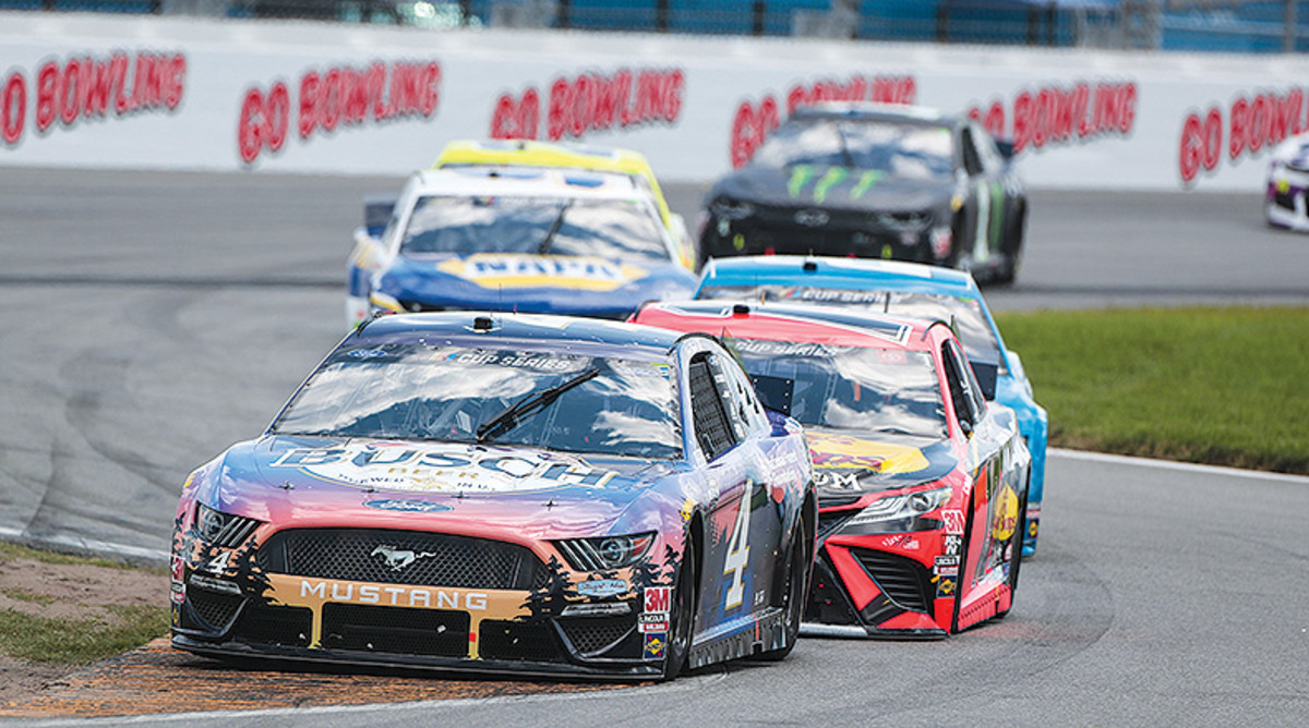 NASCAR Title Picture Shifts With More Road Courses Added to 2021 Schedule