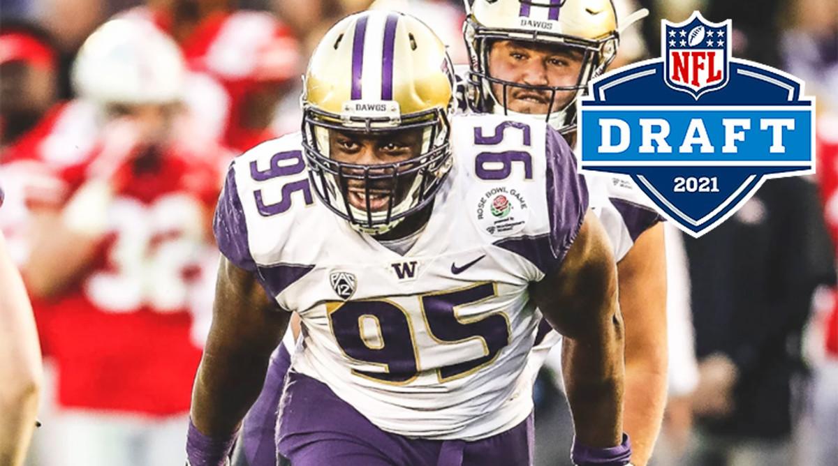 2021 NFL Draft Profile: Levi Onwuzurike