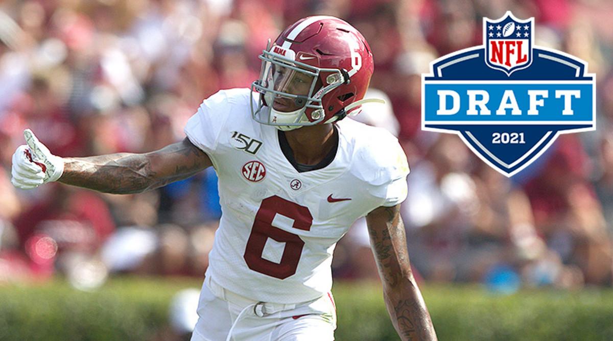 2021 NFL Draft Profile: DeVonta Smith
