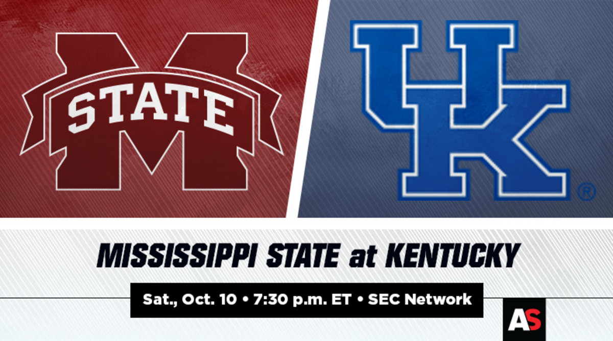 Mississippi State (MSU) vs. Kentucky (UK) Football Prediction and Preview