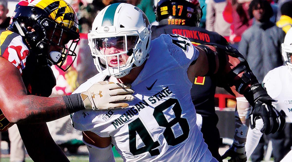 Kenny Willekes, Michigan State Spartans Football