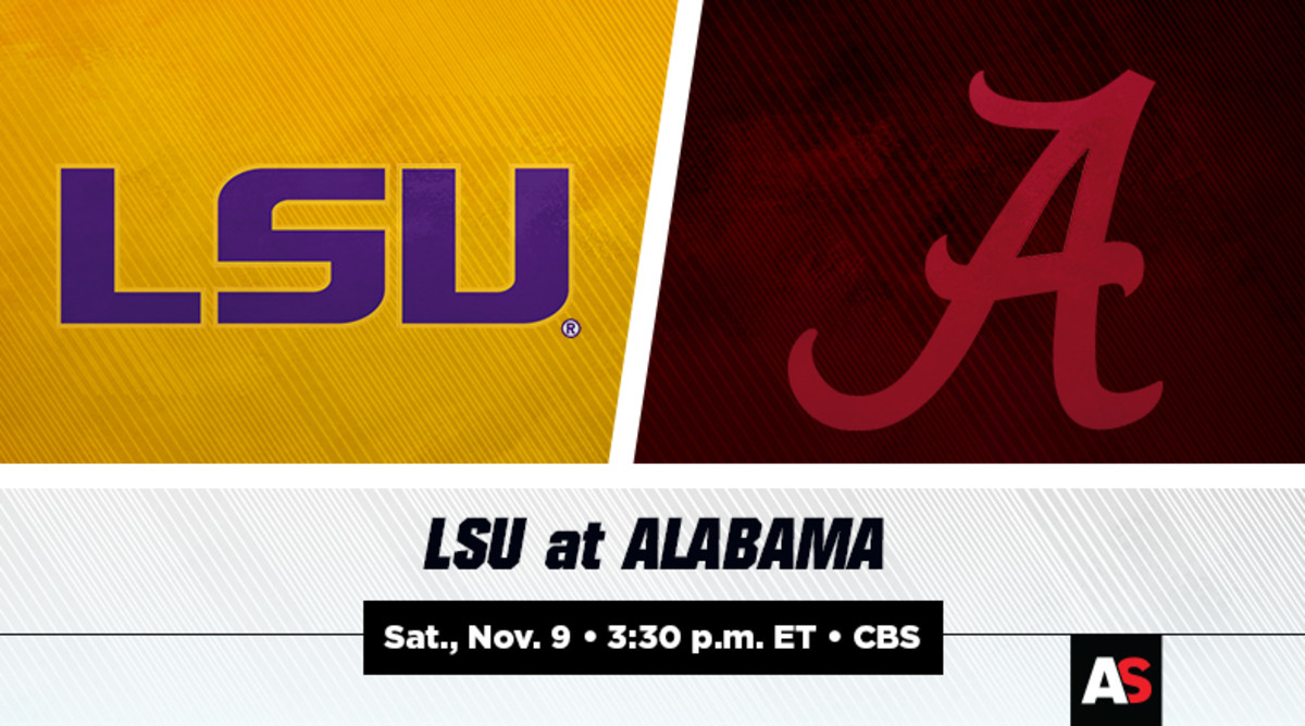 LSU vs. Alabama Prediction and Preview