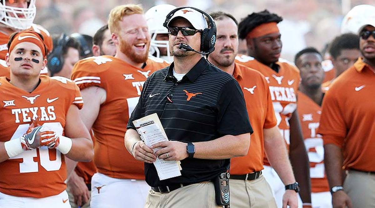 Ranking the Big 12's Football Rosters for 2019