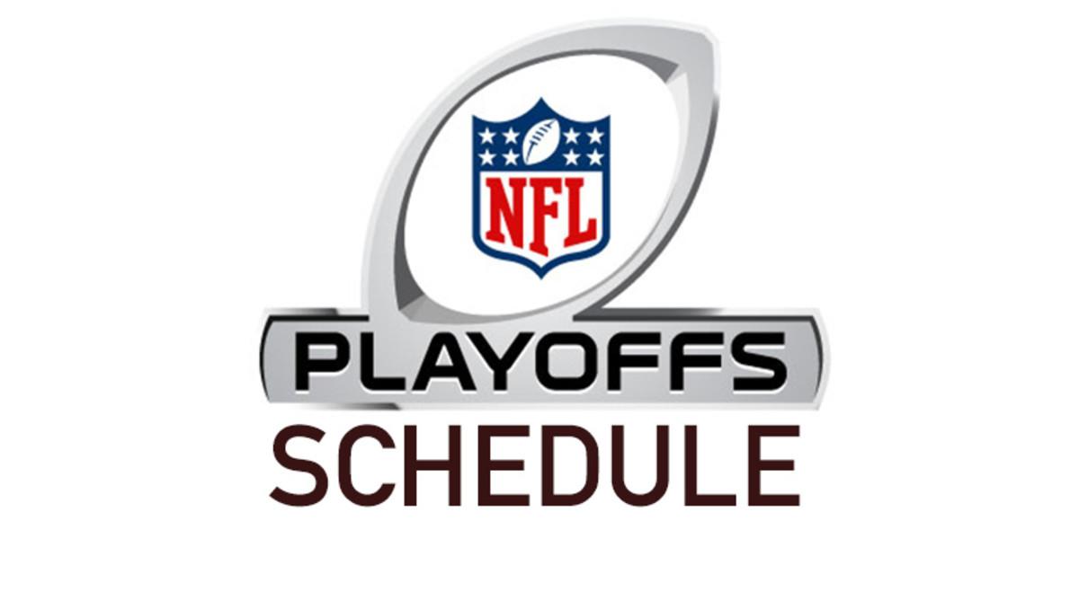 NFL Playoffs Schedule (Updated)