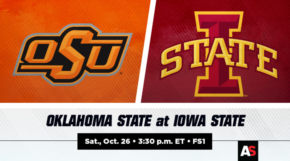 Oklahoma State vs. Iowa State Football Prediction and Preview