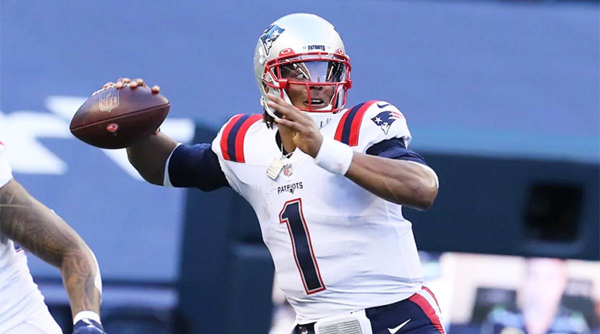 Quarterback Rankings Week 3: Cam Newton