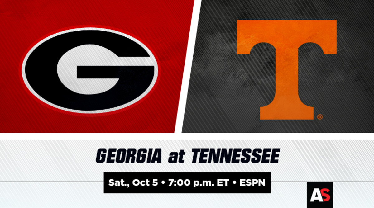 Georgia vs. Tennessee Football Prediction and Preview