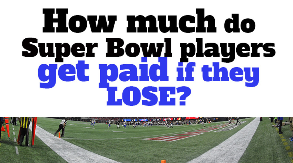 How Much Do Super Bowl Players Get Paid If They Lose?