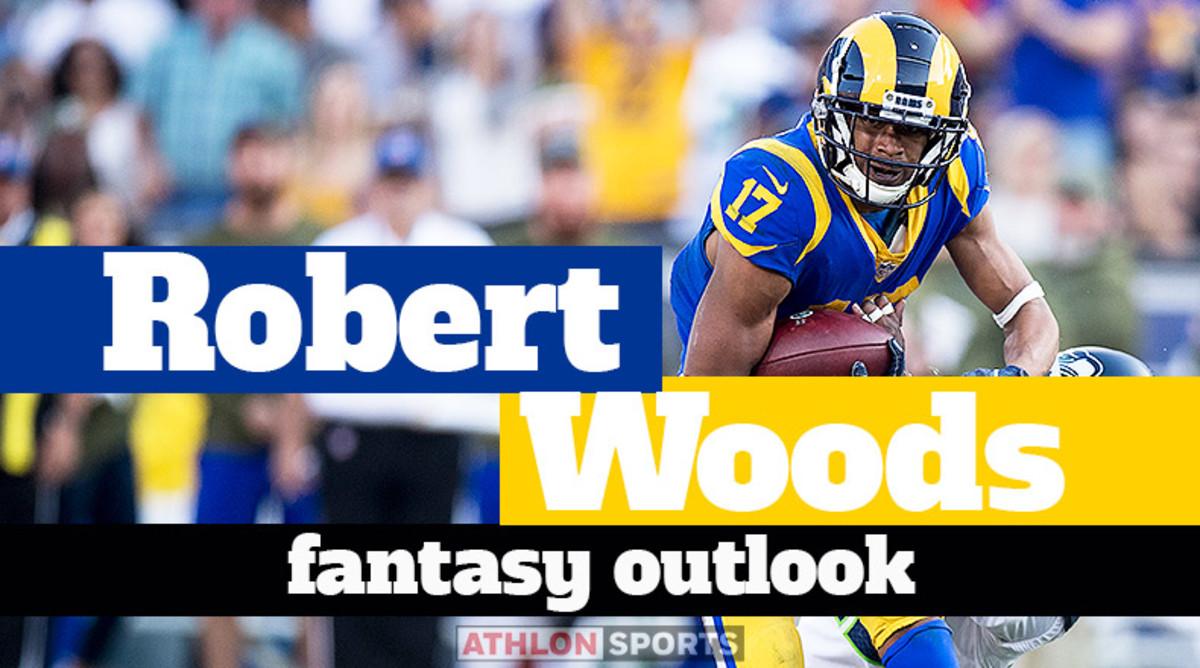 Robert Woods: Fantasy Outlook 2020