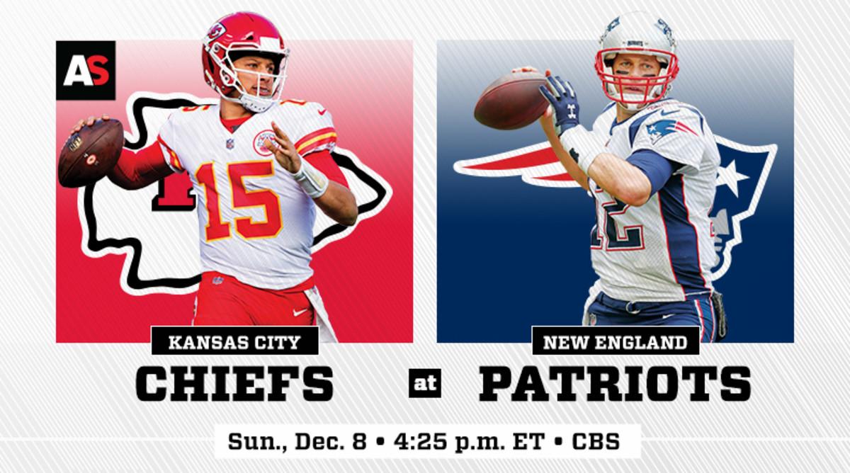 Kansas City Chiefs vs. New England Patriots Prediction and Preview