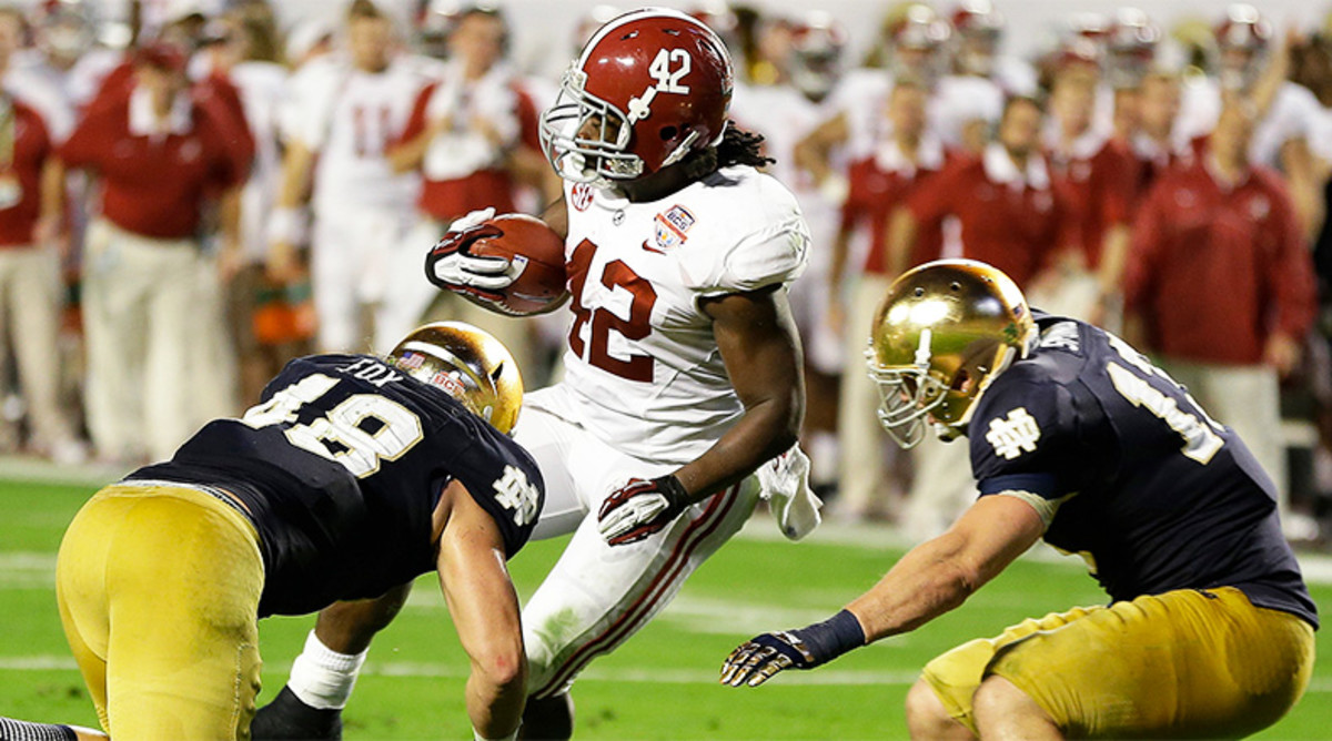 5 Best Alabama vs. Notre Dame College Football Games of All Time