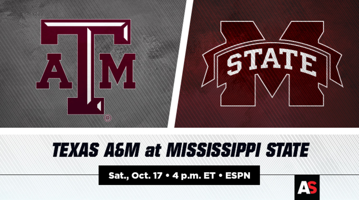 Texas A&M vs. Mississippi State Football Prediction and Preview
