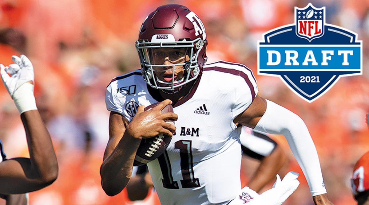 2021 NFL Draft Profile: Kellen Mond