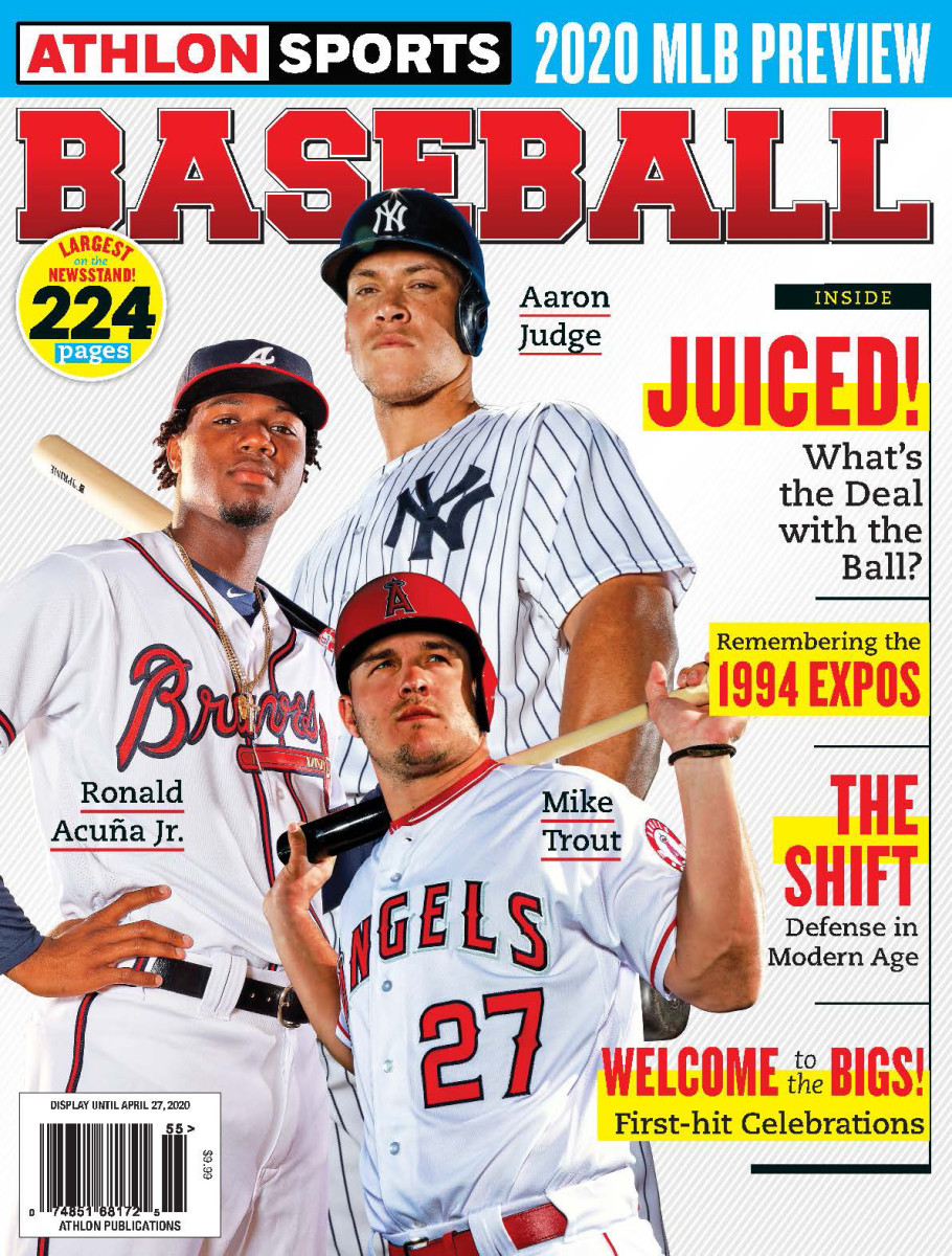 Athlon Sports 2020 Baseball Preview Magazine