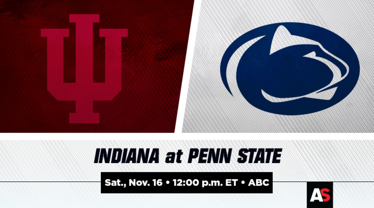 Indiana vs. Penn State Football Prediction and Preview