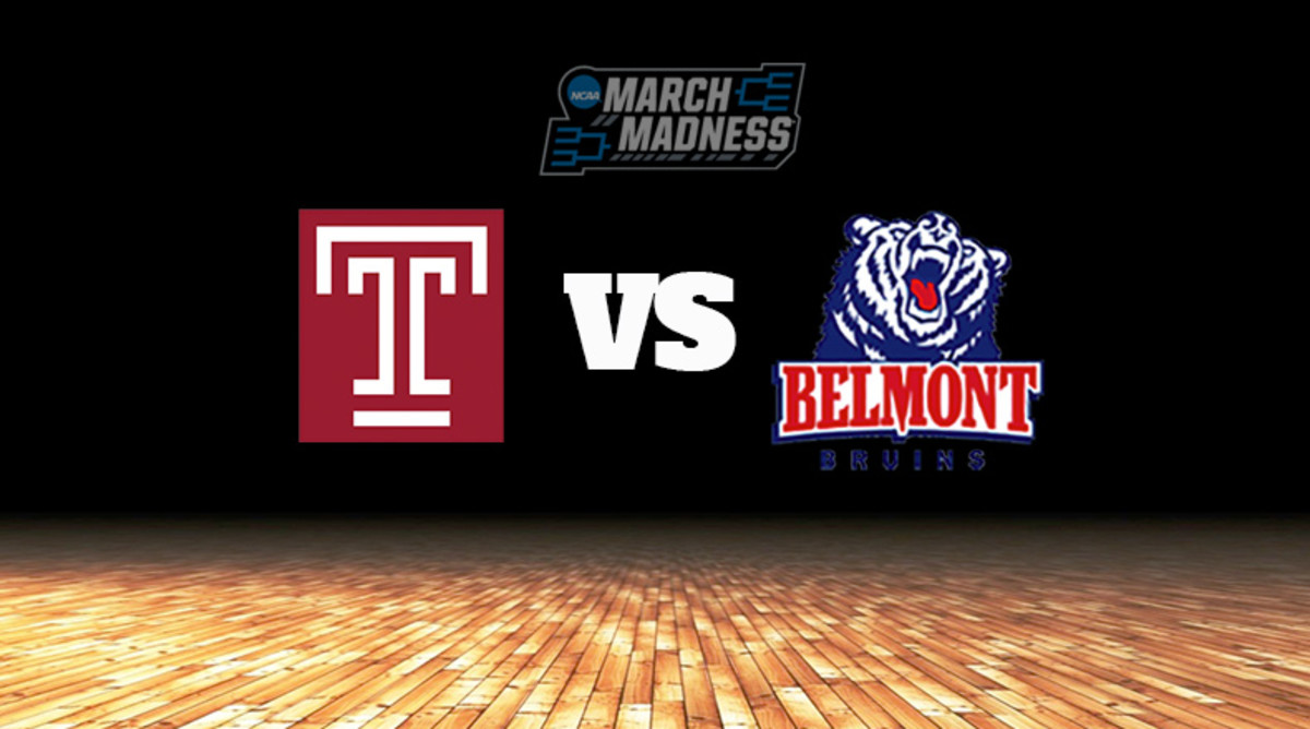 Temple Owls vs. Belmont Bruins: NCAA Tournament First Four Preview