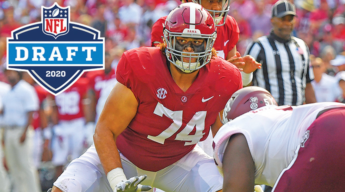 2020 NFL Draft: Offensive Tackle Rankings