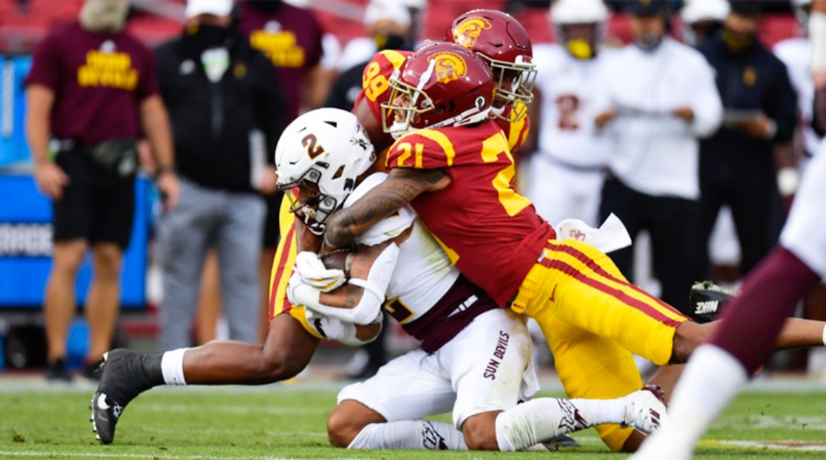 USC Football: Debut of a New Defense Shows Trojans' Need for Improvement, and Potential