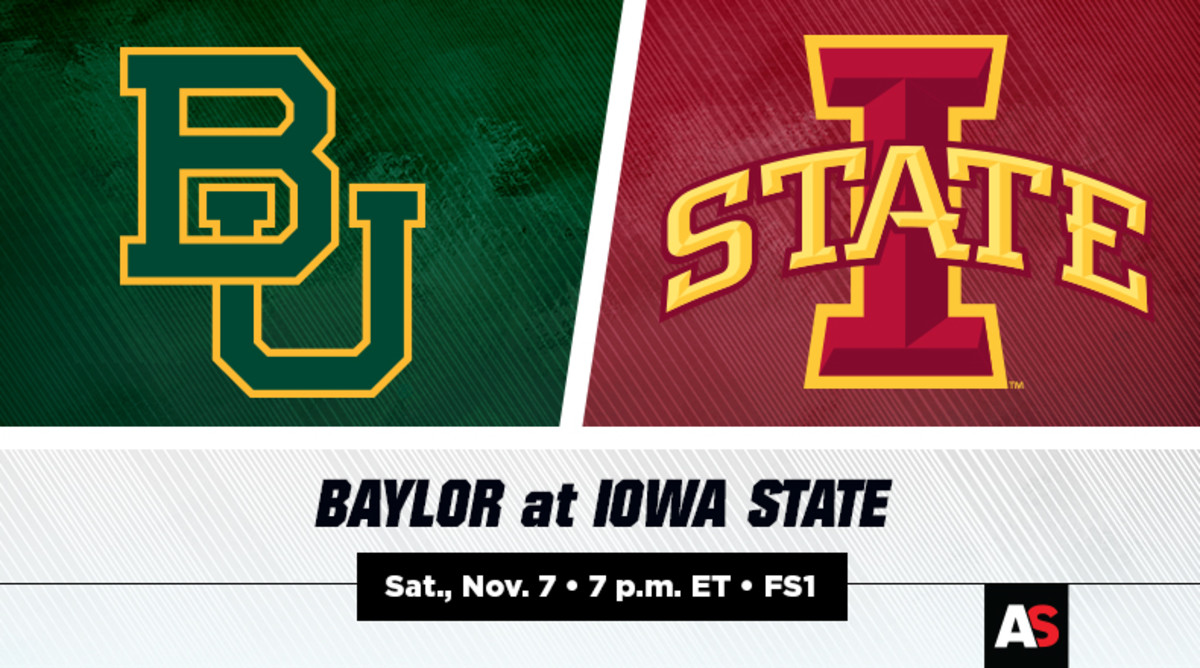 Baylor (BU) vs. Iowa State (ISU) Football Prediction and Preview