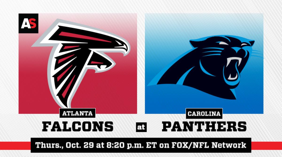 Thursday Night Football: Atlanta Falcons vs. Carolina Panthers Prediction and Preview