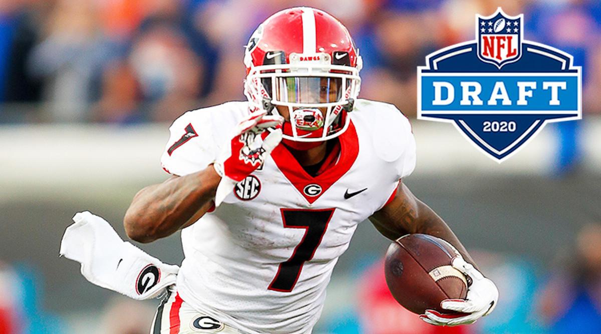 2020 NFL Draft: Running Back Rankings