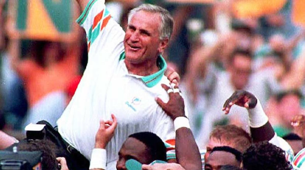 10 Greatest Moments of Don Shula's Football Life