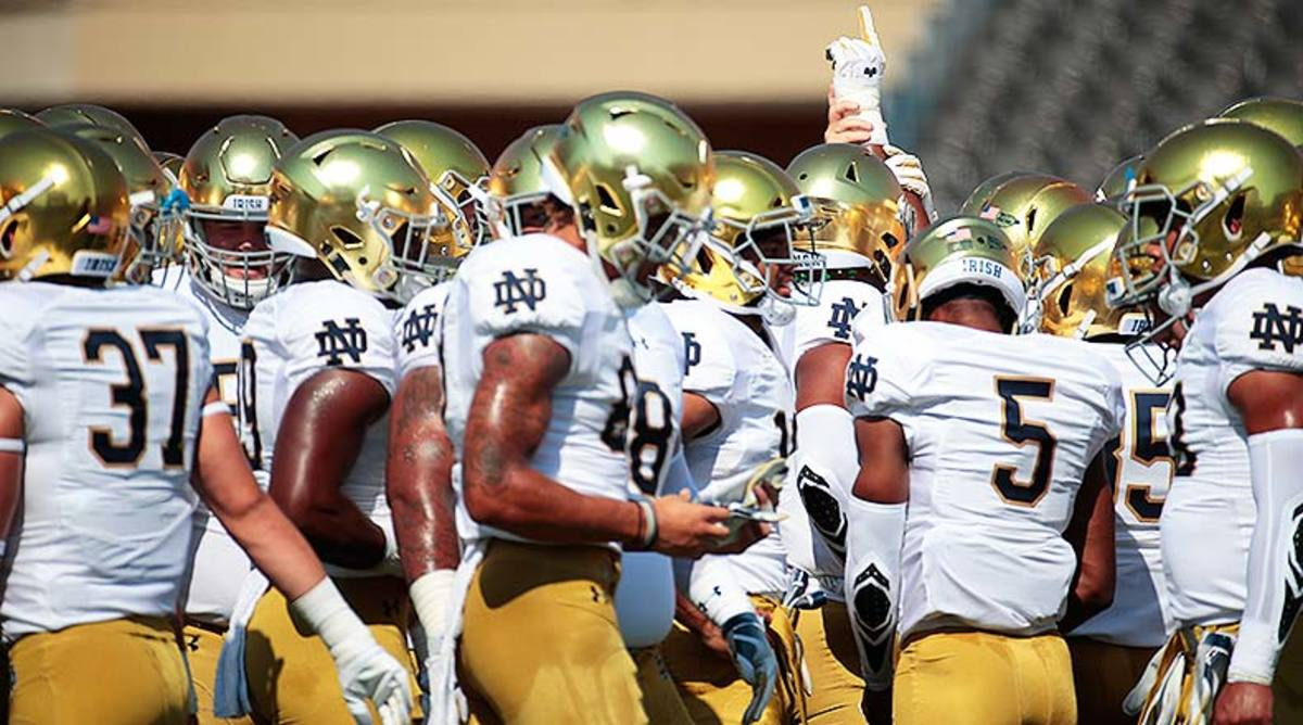 Notre Dame Football: Ranking the Toughest Games on the Fighting Irish's Schedule