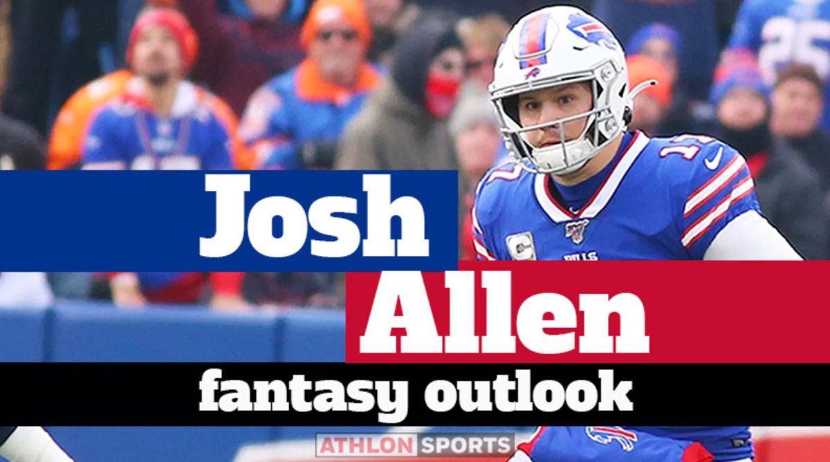 Josh Allen: Fantasy Outlook 2020