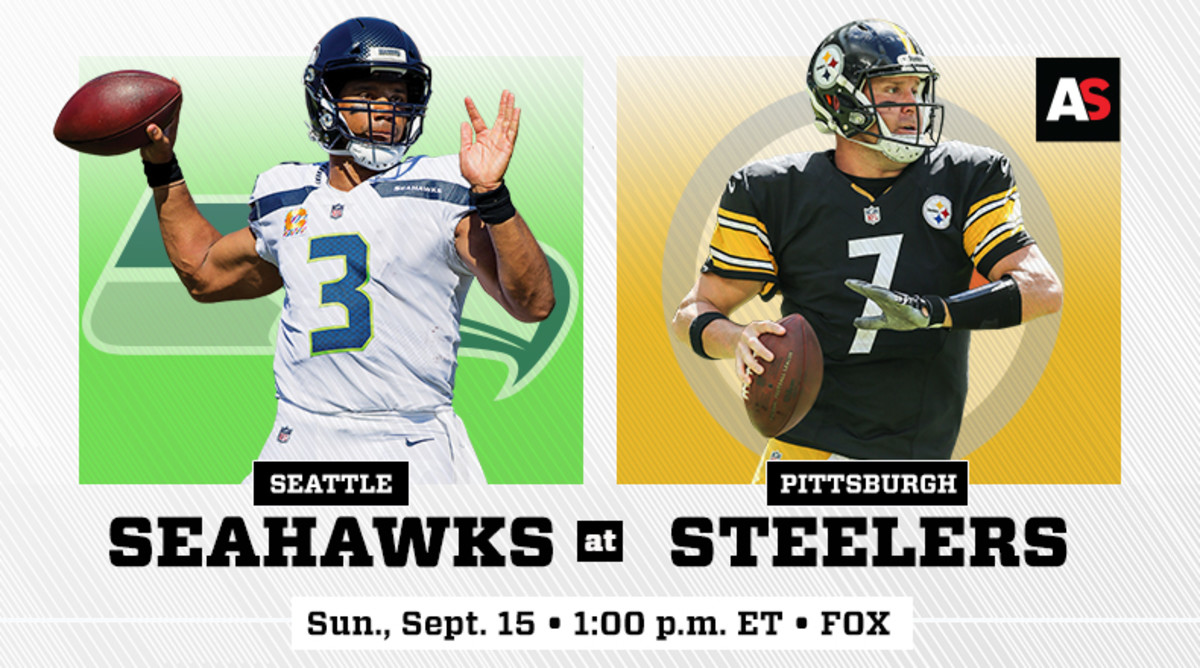 Seattle Seahawks vs. Pittsburgh Steelers Prediction and Preview