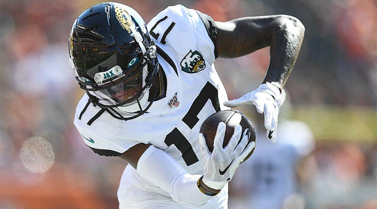 DJ Chark Jr., Jacksonville Jaguars