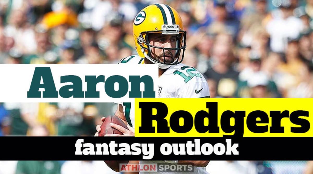 Aaron Rodgers Fantasy Outlook 2019