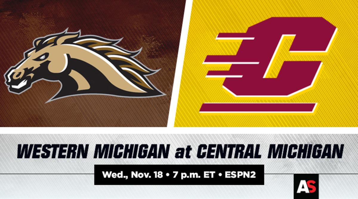 Western Michigan (WMU) vs. Central Michigan (CMU) Football Prediction and Preview