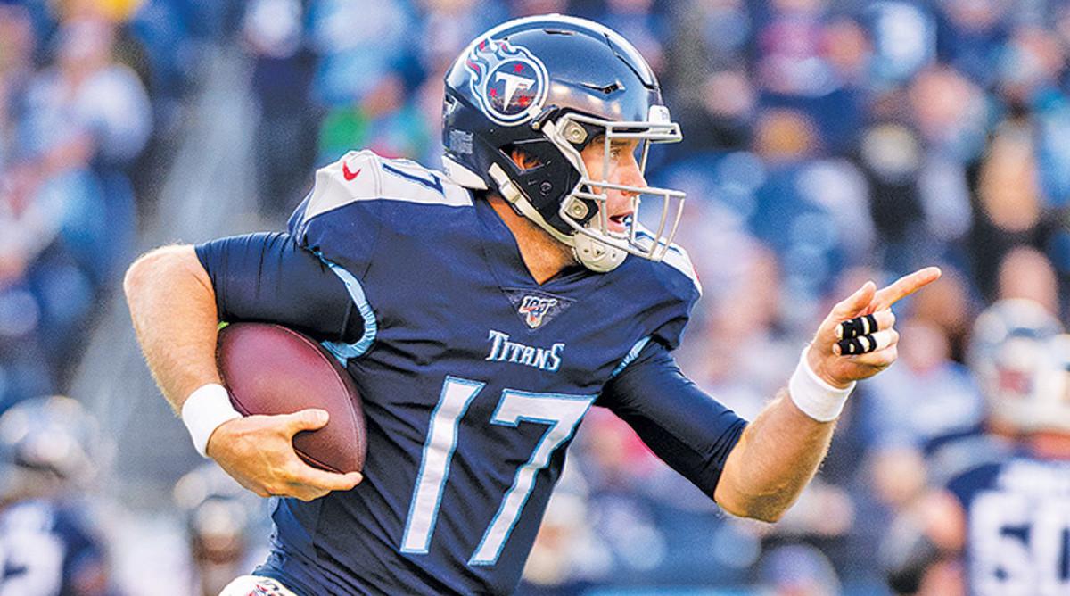 Quarterback Rankings Week 6: Ryan Tannehill