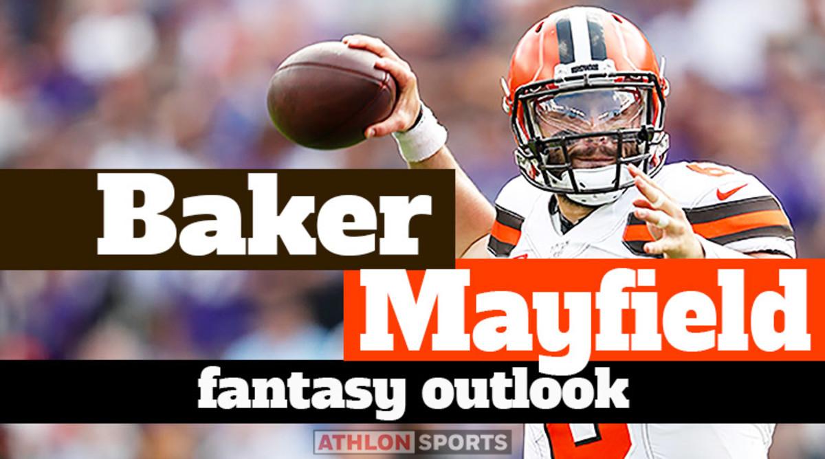 Baker Mayfield: Fantasy Outlook 2020