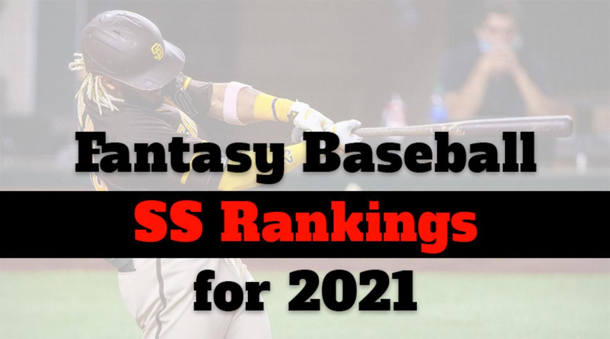 Fantasy Baseball Cheat Sheet: Shortstop Rankings for 2021