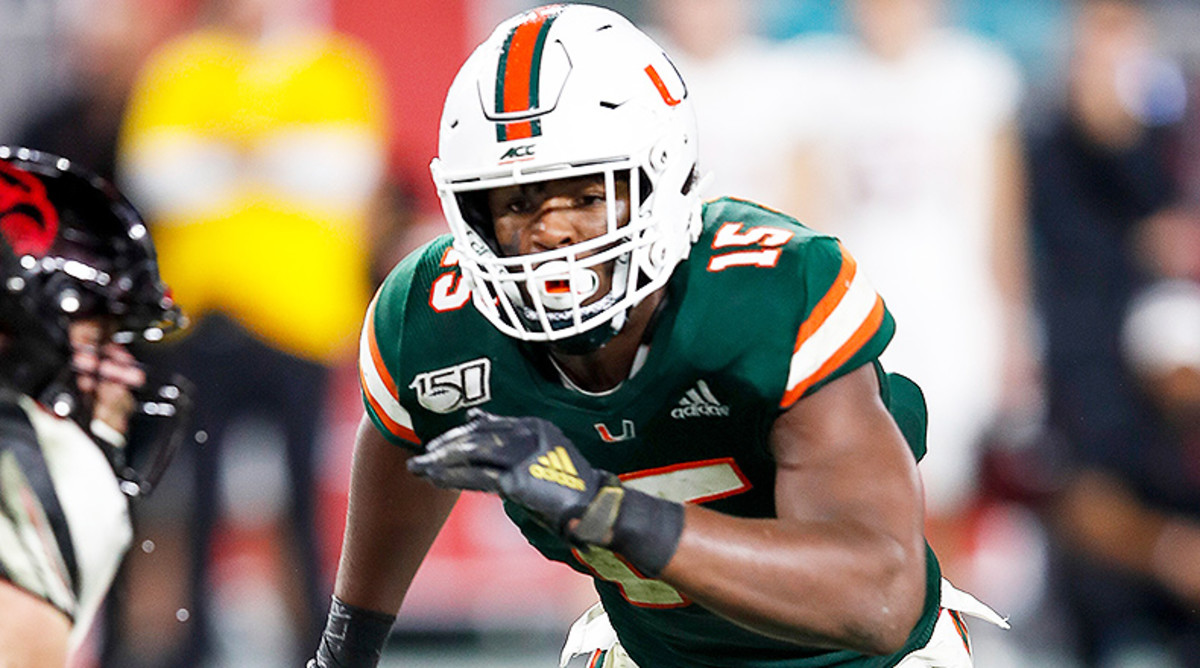 ACC Football: Top 25 2021 NFL Draft Prospects to Watch