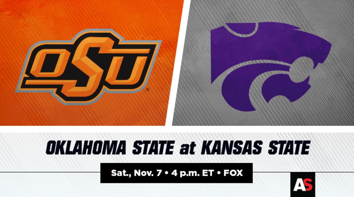 Oklahoma State (OSU) vs. Kansas State (KSU) Football Prediction and Preview