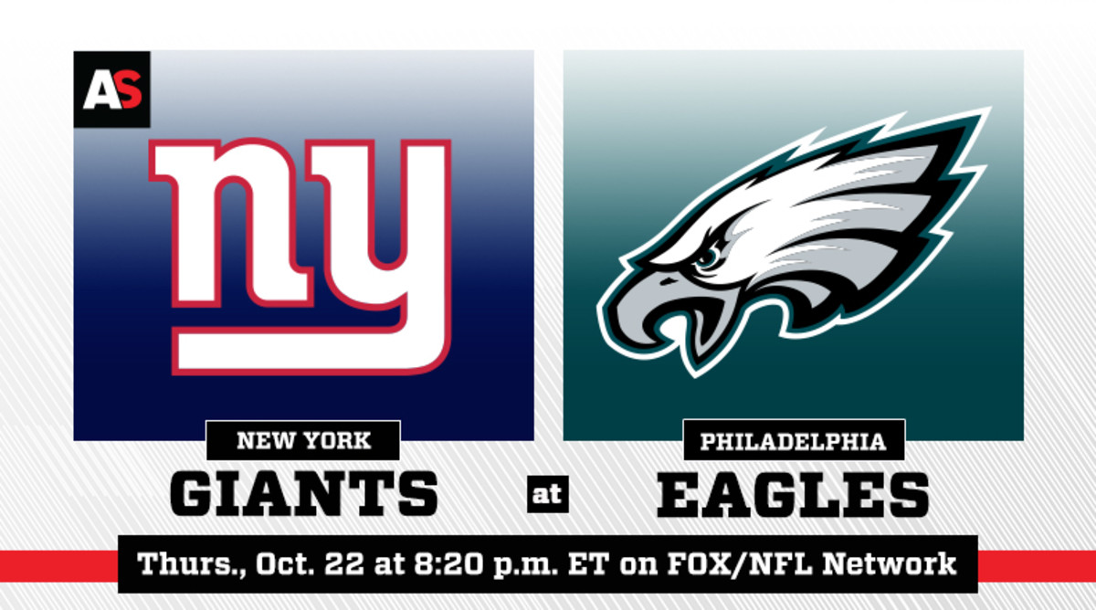 Thursday Night Football: New York Giants vs. Philadelphia Eagles Prediction and Preview