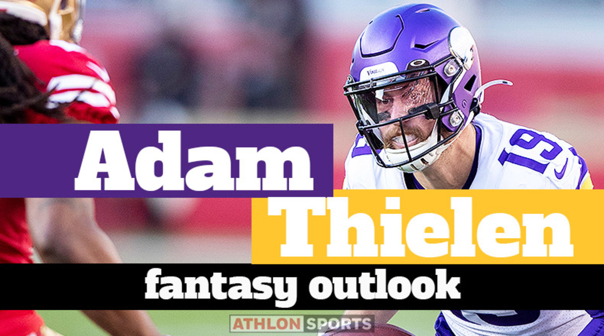 Adam Thielen: Fantasy Outlook 2020