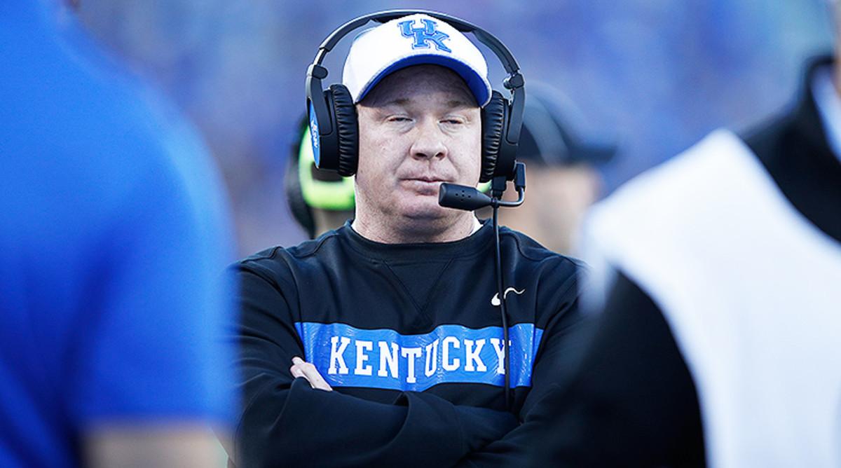 Mark Stoops, Kentucky Wildcats Football