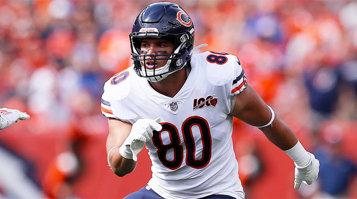 Chicago Bears: 5 Reasons Why Trey Burton was Released