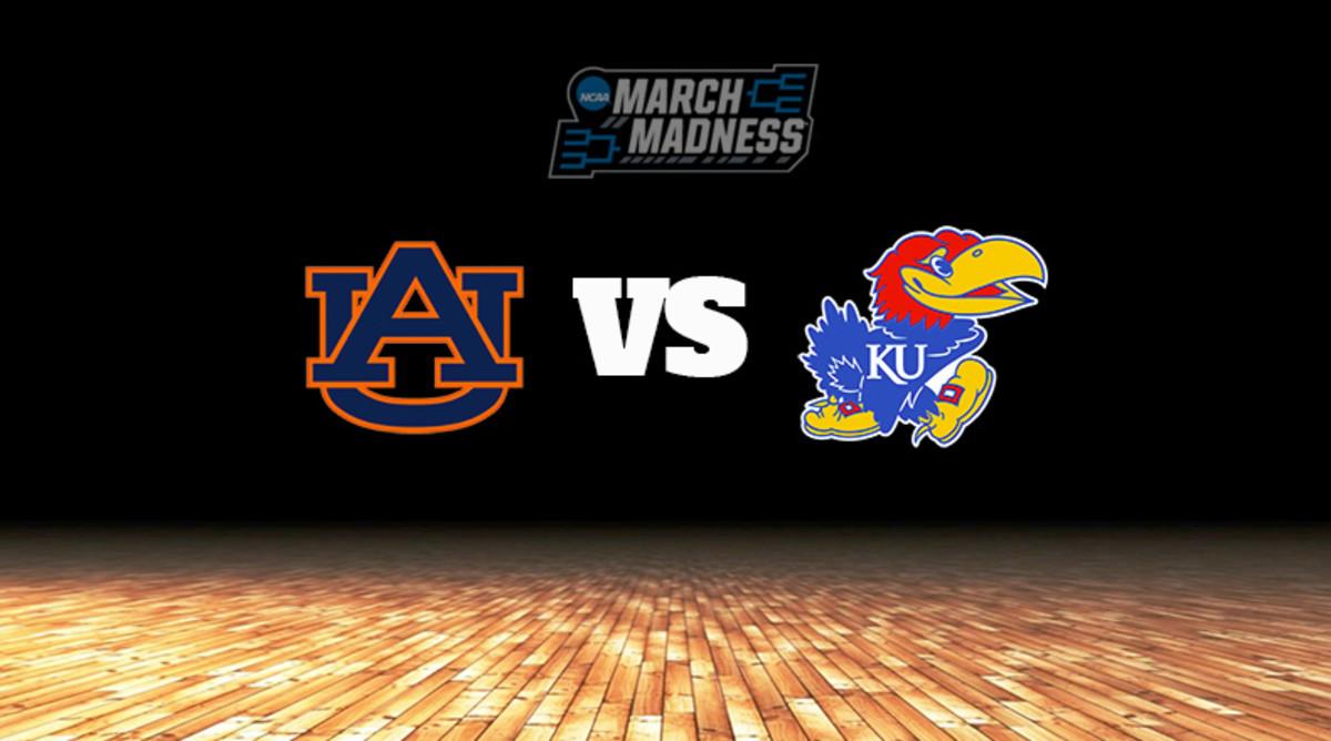 Auburn Tigers vs. Kansas Jayhawks Prediction: NCAA Tournament Second Round Preview