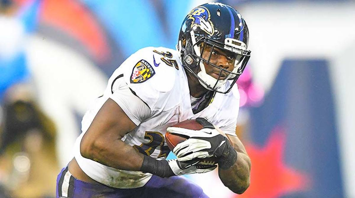 NFL injury Report: Gus Edwards