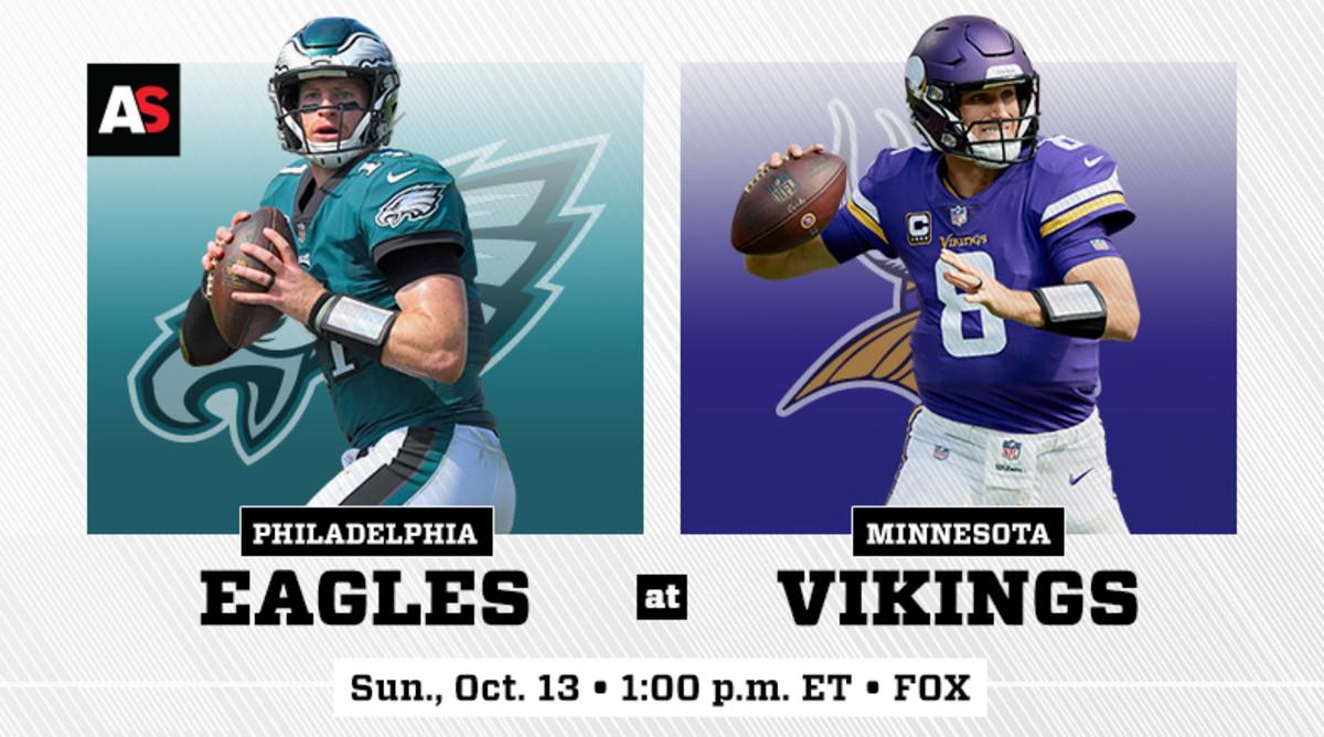 Philadelphia Eagles vs. Minnesota Vikings Prediction and Preview