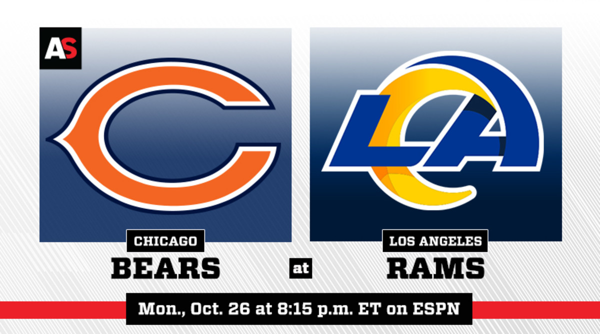 Monday Night Football: Chicago Bears vs. Los Angeles Rams Prediction and Preview