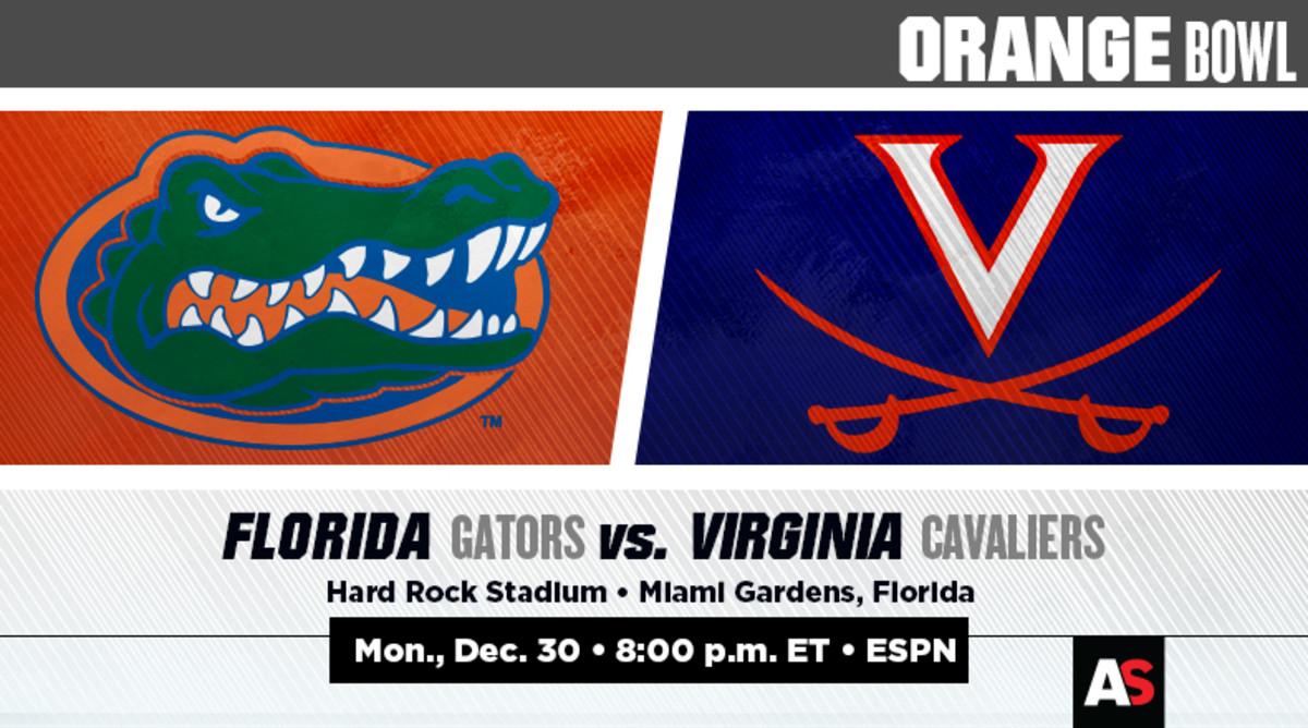 Orange Bowl Prediction and Preview: Florida vs. Virginia