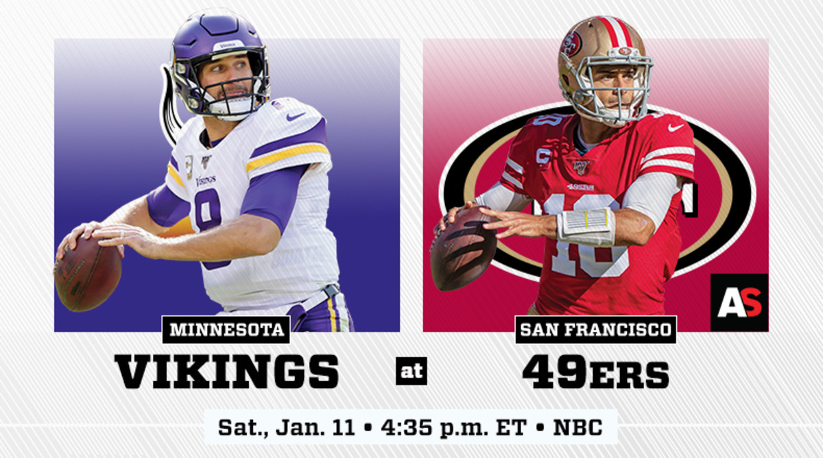 NFC Divisional Playoff Prediction and Preview: Minnesota Vikings vs. San Francisco 49ers