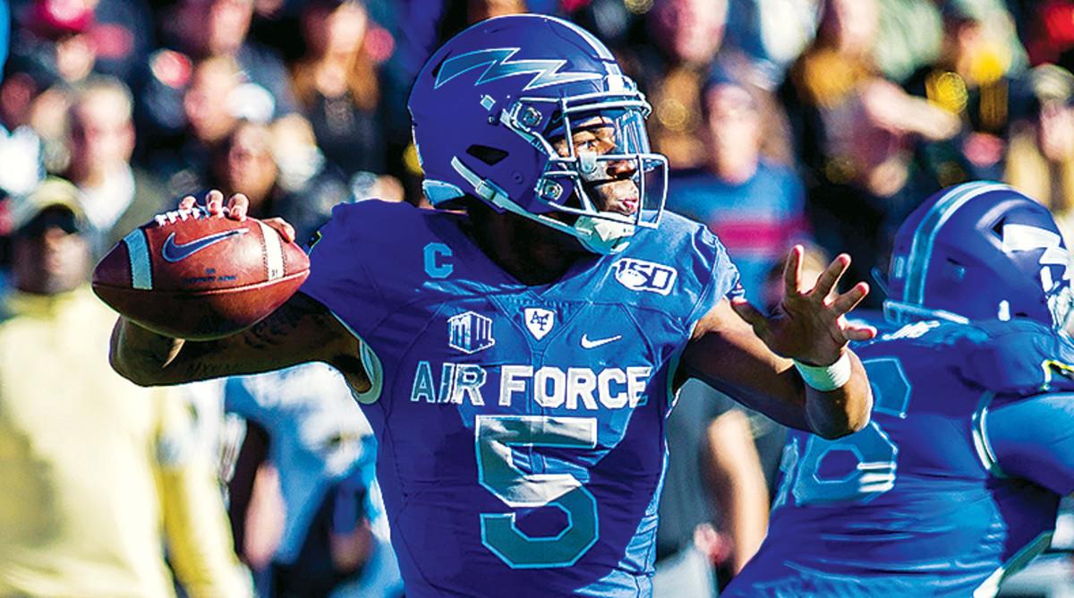 Air Force Football: 2020 Falcons Season Preview and Prediction